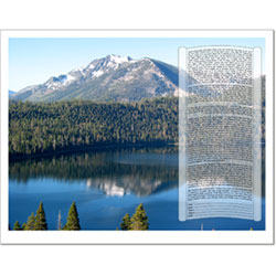 """Your Photo"" Ketubah Example #21"
