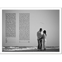 """Your Photo"" Ketubah Example #27"
