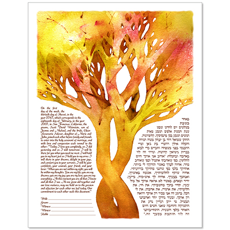 Tree of Life - Warmth kstudio by Claire Carter