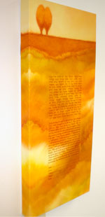 Canvas Ketubah Gallery Wrap